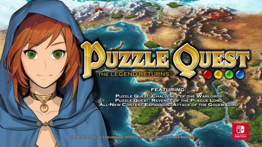 Puzzle Quest - September Games