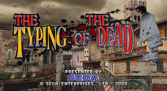 Typing of the Dead - Typing Games