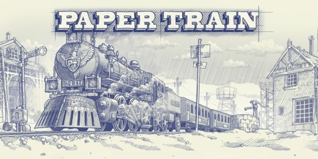 Paper Train - October Games