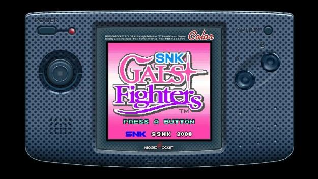 SNK Gals Fighter - Switch