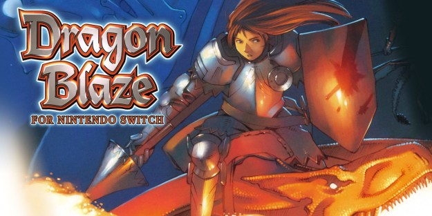 Dragon Blaze - Switch