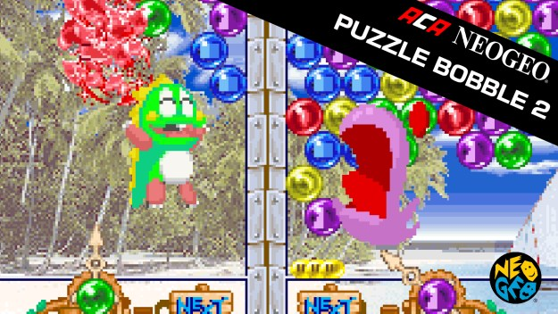 Puzzle Bobble 2 - Switch