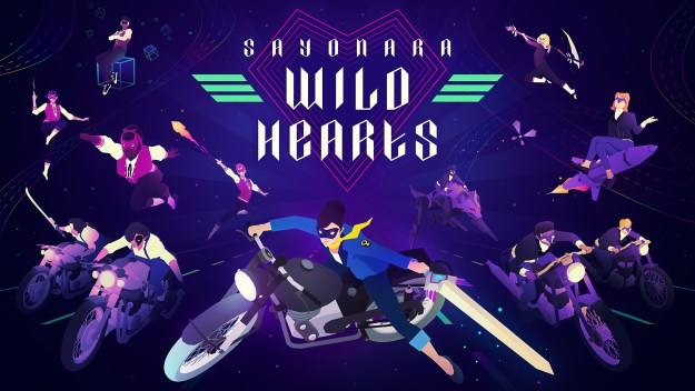 Sayonara Wild Hearts - Switch - December Games