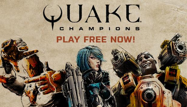 Quake Champions - June Games