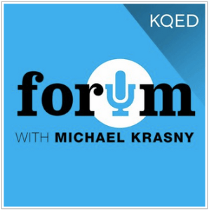 KQED Forum Tips on Decluttering