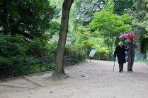 Rainy-Stroll