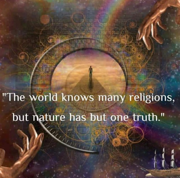 One Truth, Many Understandings – All is Energy and We Are Co-Creators