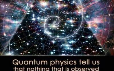 Physics, We Create What We Perceive