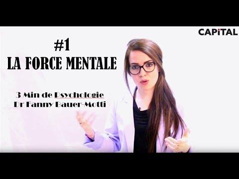 LA FORCE MENTALE –  Dr Fanny Bauer-Motti