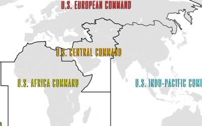 Le Pentagone place Israël dans la zone du CentCom