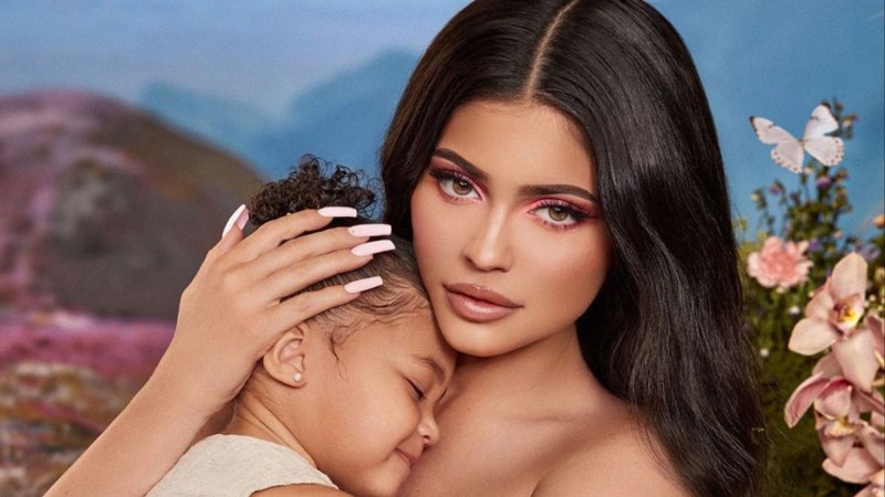 The Stormi Collection by Kylie Cosmetics is the Sweetest Thing