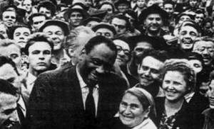 Paul Robeson in the USSR