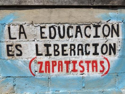 la educacion es liberacion photo