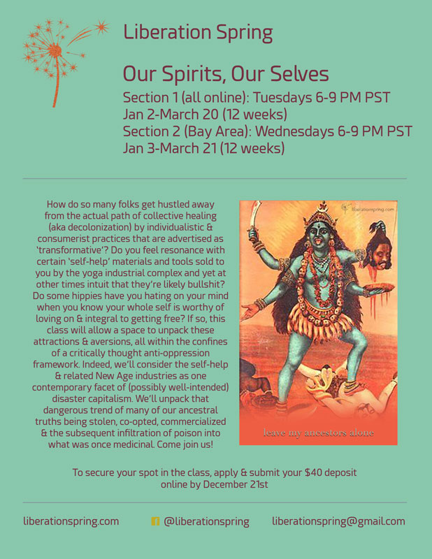 LS_OurSpiritsOurSelvesflyer