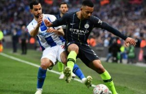Football: ​Manchester City reach FA Cup final, stay on course for quadruple