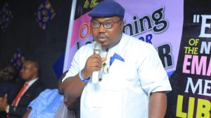 Braboke congratulates Takeme, salutes Okowa, Esiso, other PDP chieftains in Delta