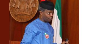 Adowei welcomes Osinbajo to Ogulagha Kingdom, says he is a propeller of peace