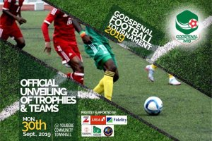 Sokebolou Fc to battle Yokiri Fc at Godspenal 2019 Football Tournament Final