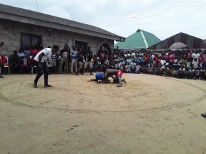 Lecture, drama, quiz, debate, wrestling characterizes 2019 NAOS, PIF independence celebration in Delta