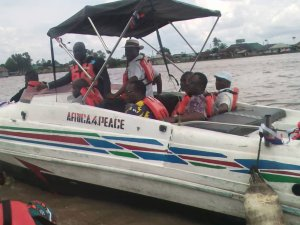 CEPEJ boss Mulade Supports Nigeria Maritime University, Okerenkoko With World Class Boat