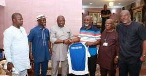 Football: Delta Lawmakers Endorse Ijaw/Itsekiri Peace And Unity Cup