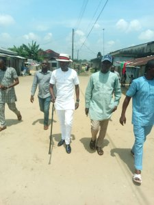 Ezekiel , Ozobo visit's family of slain Ogbe-Ijoh youth, vows killers won't go free
