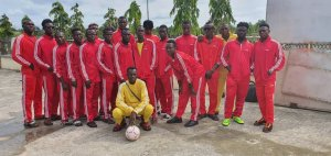 Godspenal International Football Academy To Battle With Heroes Stars Of Okwagbe Today