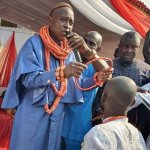 Lawuru congratulates Ongolo 1, dedicates chieftaincy title to God