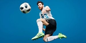 JUST IN: Messi breaks record, wins Ballon d'Or award for the 6th time