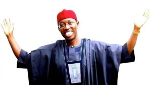 Pondi Congratulates Okowa On His Emergence As Chairman South South Governors Forum-The Liberator