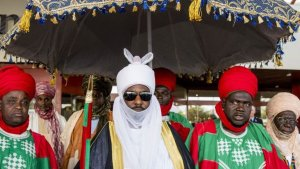 Ousted Emir Sanusi 'accepts dethronement as act of destiny' – The Liberator