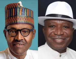 BREAKING: Buhari Appoints Col. Dixon Of Rivers State As New Amnesty Coordinator