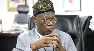 ​Pukon Cautions Lai Mohammed Over Statement On Water Resources Bill