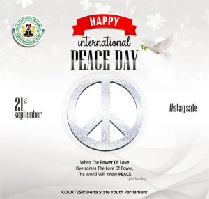 International Day Of Peace 2020: Peace Must Never Be Taken For Granted – DSYP