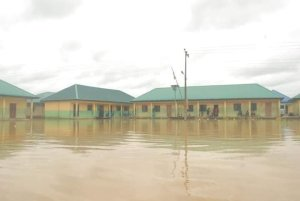 Hard Times As Flood Overtakes Ayakoromo Community In Delta