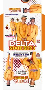 Kingsley Takemebo 2023 Delta  Ijaw Governor Music Album Hits Market