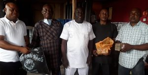 Angele Partners State Government, Disburses Cash To Affected Flood Victims In Burutu Local Government
