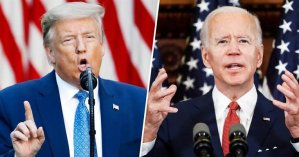 US election: Biden leads in electoral college votes
