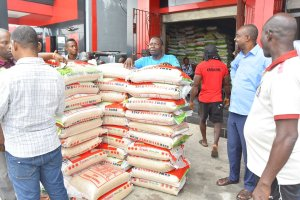 Yuletide: Asupa Splashes Millions On Food Items For Constituents, Traditional Rulers, Others In Delta