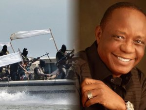 Niger Delta Ex-agitators Defends Capt Hosa, Rubbishes Allegations