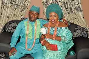 Mr & Mrs Mark Otutufegha Appreciates Niger Deltans For Gracing Their Marriage Ceremony