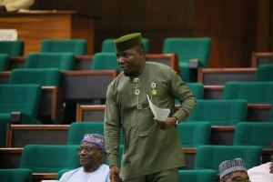 Rep Pondi Congratulates Agas On Chief Of Staff Appointment, Hails Okowa