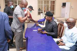 Exclusive: Alapala Inches Closer To Dumping PDP For APC As He Meets Omo-Agege