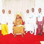 How CEPEJ Boss Mulade Commemorates 2021 World Peace Day With Olu Of Warri