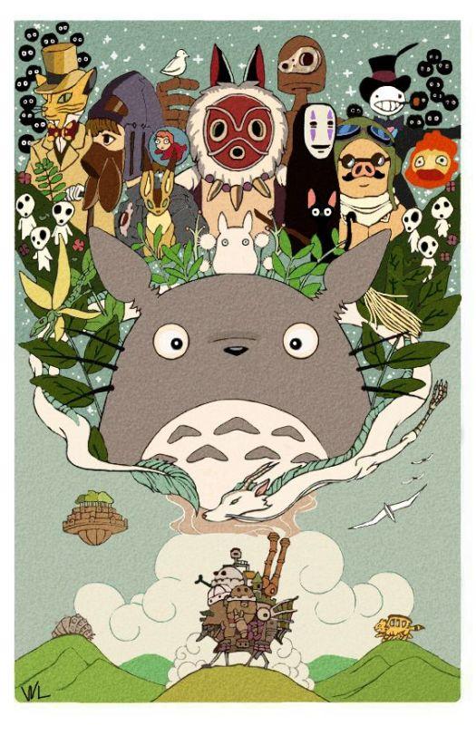 30 morceaux par cœur des studios Ghibli !