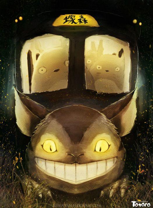 Défi Piano #8# Mon voisin Totoro, Cat Bus