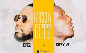 BRAND NEW: GREEDY GUTT (OFFICIAL AUDIO) D12 X KIZZY W