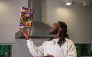 Alvin KAMARA launches his own cereal brand