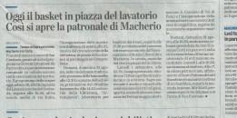 Secondo articolo del 30 agosto 2014, Cittadino di Monza e Brianza