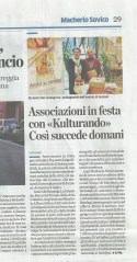 Articolo del 4 luglio 2015, Cittadino di Monza e Brianza